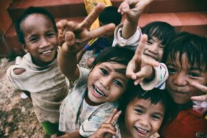 niños migrantes frontera asilo